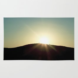 Sunrise #4 Rug