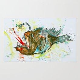 Angler Fish Rug