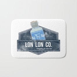 Lon Lon Co. Bath Mat