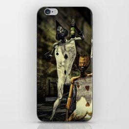 Deuces Wild iPhone Skin