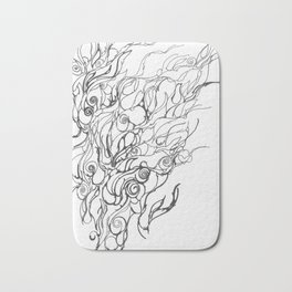 Untitled, Abstract Bath Mat