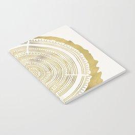 Douglas Fir – Gold Tree Rings Notebook