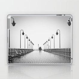 In Love On the Pier Laptop & iPad Skin