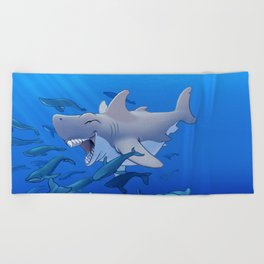Monster of the Week: Ultraladon Beach Towel