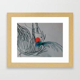 Shchekotiki Framed Art Print