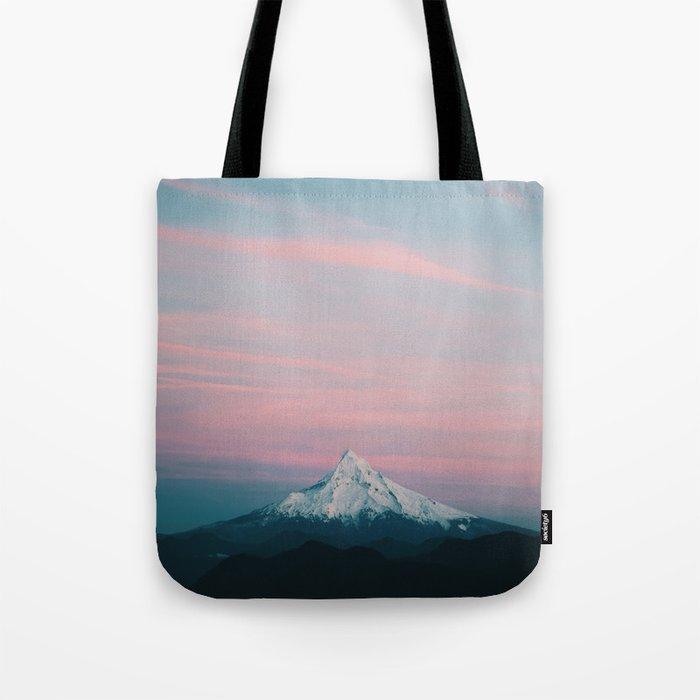 Mount Hood III Tote Bag