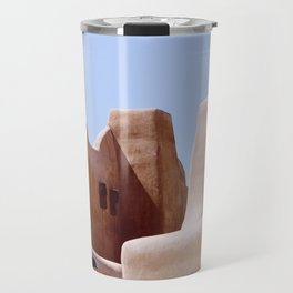 Colors of Santa Fe Travel Mug