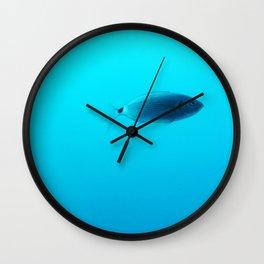 I'm happily single Wall Clock