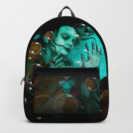 """""""The witch of the water forest"""" Backpack"""