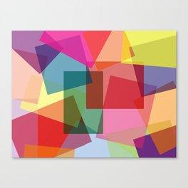 See-Through Canvas Print