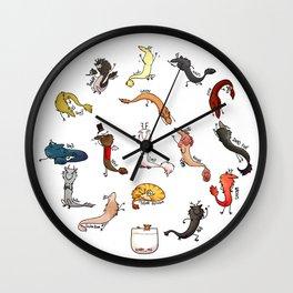 Rat Dragon Army: Batch 1 Wall Clock
