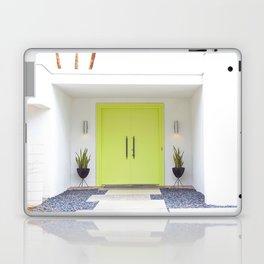 Lime Door Palm Springs Laptop & iPad Skin