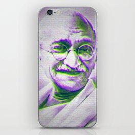 Mahatma Gandhi iPhone Skin