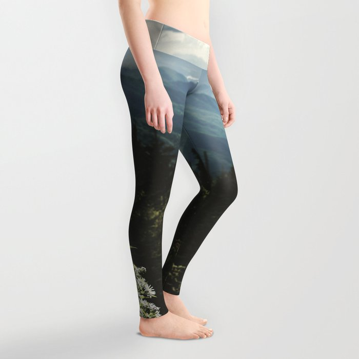 Smoky Mountains - Nature Photography Leggings