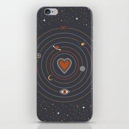 Love Universe iPhone Skin