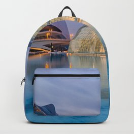Valencia 01 - World Big City Backpack