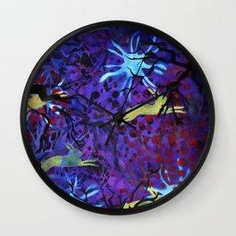 Dreamy nights Wall Clock
