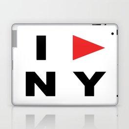 I PLAY NY Laptop & iPad Skin