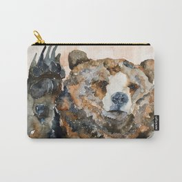 BEAR#3 Carry-All Pouch