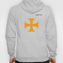 No-Entry Print #1 Hoody