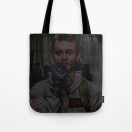 Venkman: Ghostbusters Screenplay Print Tote Bag