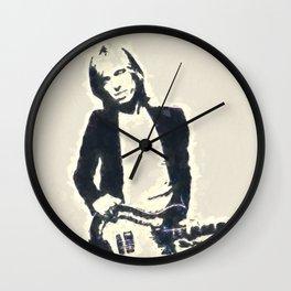 Tom Petty Wall Clock