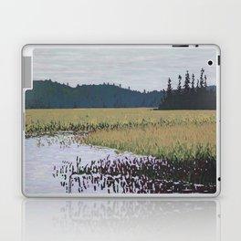 The Grassy Bay, Algonquin Park Laptop & iPad Skin