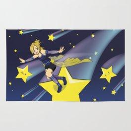 Star Surfer Rug