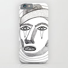 Crying Face iPhone 6s Slim Case