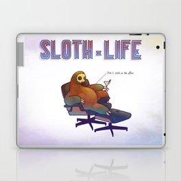 SLOTH LIFE fig. 1. Laptop & iPad Skin
