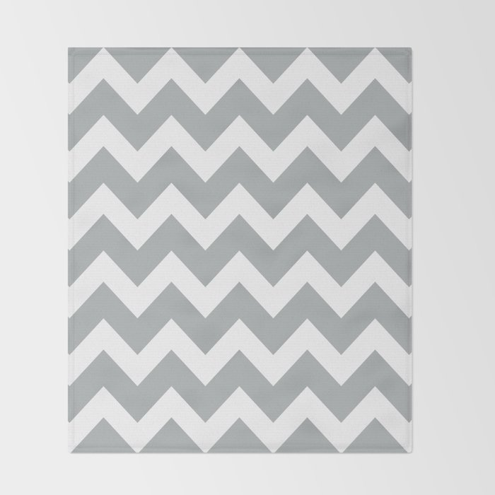 Chevron Grey White Throw Blanket By Beautifulhomes Society40 Adorable Grey And White Throw Blanket