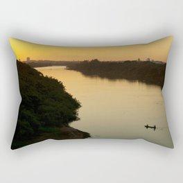 Pescadores Zen Rectangular Pillow
