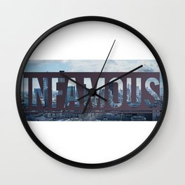 Infamous Wall Clock