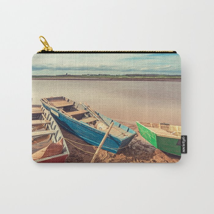 River Boats Carry-All Pouch