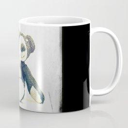 sitting teddy bear... Coffee Mug