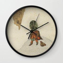 Devotion Delusion Wall Clock