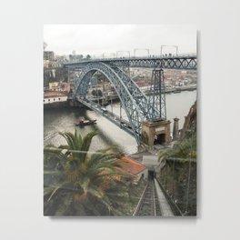 O Porto II Metal Print