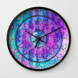 Dreamcatcher II Wall Clock