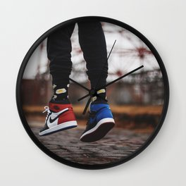 Take flight Wall Clock