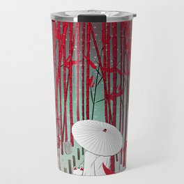 Yuki- onna Travel Mug