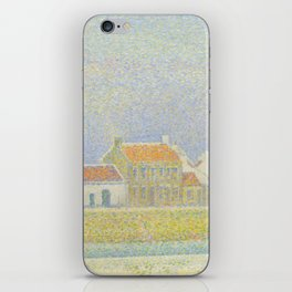 The Channel of Gravelines, Grand Fort-Philippe iPhone Skin