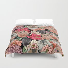 Because Cats Duvet Cover