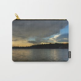 Evening with the Ganges... Carry-All Pouch