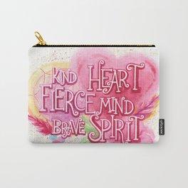 Heart, Mind, & Spirit Carry-All Pouch