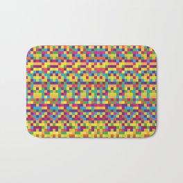 Pixels Bath Mat
