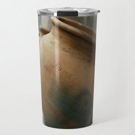 Tumacacori Pots fine art photography Travel Mug