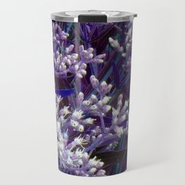 Bunches of Tiny Flowers Travel Mug