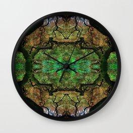 Japanese Gardens Wall Clock