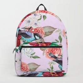 Rose Sparrow Backpack