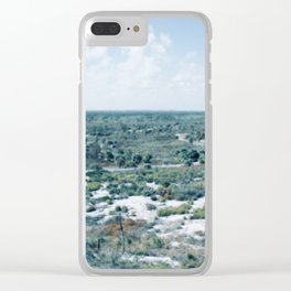 Florida Clear iPhone Case